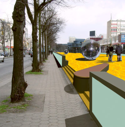 Spielbudenplatz Hamburg – Offener Realisierungswettbewerb
