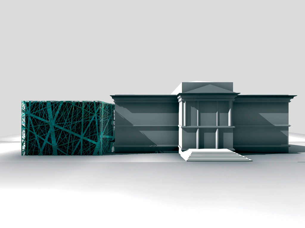 Eingangsseite / Kunsthalle Bremen / Realisierungswettbewerb