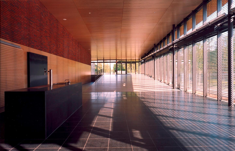 Zuschauerfoyer / Schul- und Sportzentrum Timmendorf Strand