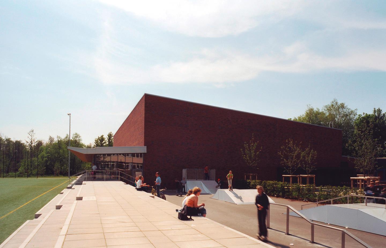 Skateranlage / Schul- und Sportzentrum Timmendorf Strand