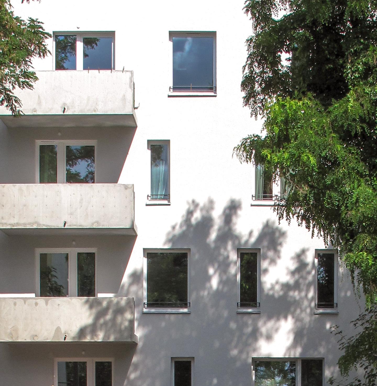 M3A_Mehrfamilienhausneubau_Südansicht
