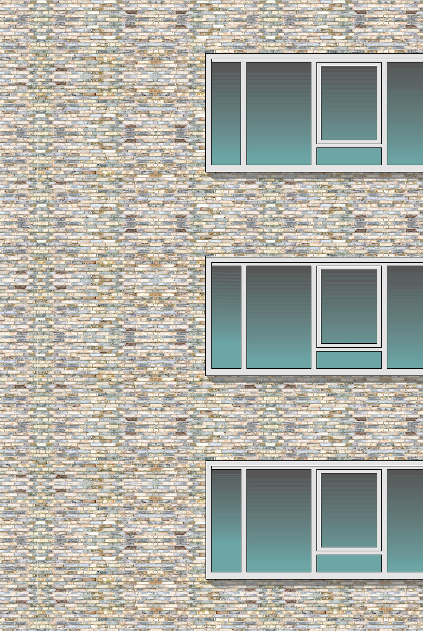 Detail / Glückstädter Weg / Entwurf_Wettbewerb