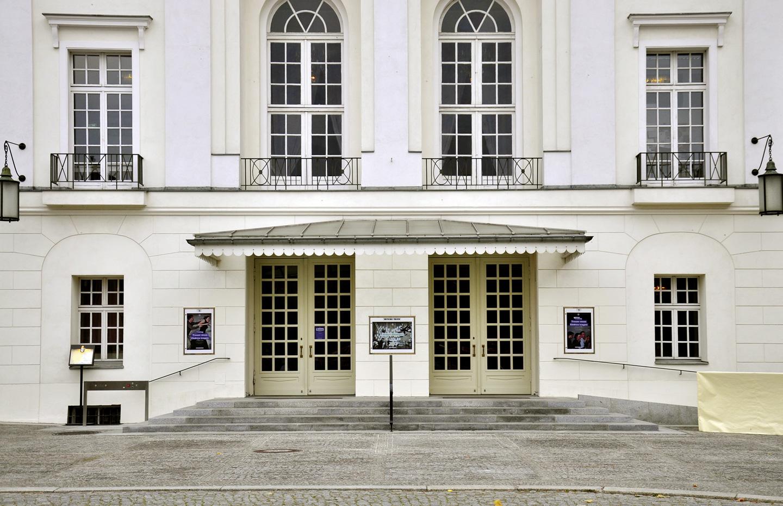 Haupteingang_Deutsches Theater