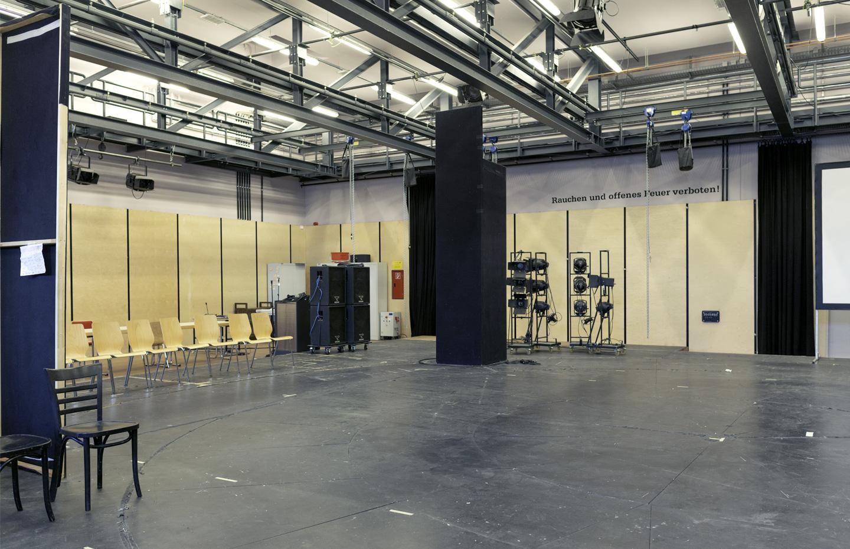 Probebühne_Deutsches Theater